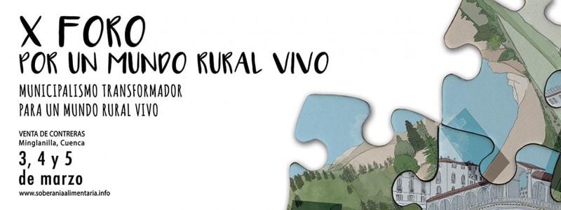 Por un mundo rural vivo